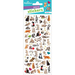Paper House Productions - Cardstock Stickers - Micro - Cats