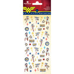 Paper House Productions - Cardstock Stickers - Micro - Wonder Woman