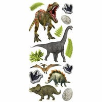 Paper House Productions - Puffy Stickers - Dinosaurs