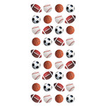 Paper House Productions - Puffy Stickers - Mini Mixed Sports Balls