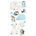 Paper House Productions - Puffy Stickers - Polar Animals