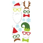 Paper House Productions - Puffy Stickers - Christmas Costumes