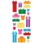 Paper House Productions - Sculpted - Puffy Stickers - Birthday Presents