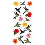 Paper House Productions - Puffy Stickers - Hummingbirds