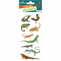 Paper House Productions - Puffy Stickers - Lizards