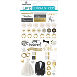 Paper House Productions - Cardstock Stickers - Planner - Always and Forever