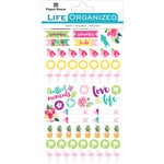 Paper House Productions - Cardstock Stickers - Planner - Embrace Today