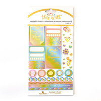 Paper House Productions - This Is Us Collection - Weekly Planner Kits - Stickers - Self Care