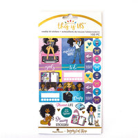 Paper House Productions - This Is Us Collection - Weekly Planner Kits - Stickers - Sugary Gal