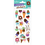 Paper House Productions - Cardstock Stickers - Scratch and Sniff - Chocolate Treats - Chocolate Scent