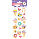 Paper House Productions - Cardstock Stickers - Scratch and Sniff - Kawaii Sweets - Strawberry Scent