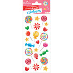 Paper House Productions - Cardstock Stickers - Scratch and Sniff - Lollipops - Cherry Scent