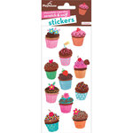 Paper House Productions - Scratch and Sniff Stickers - Chocolate Cupcakes