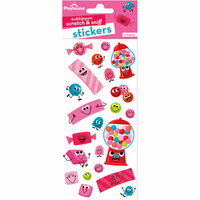 Paper House Productions - Scratch and Sniff Stickers - Bubble Gum