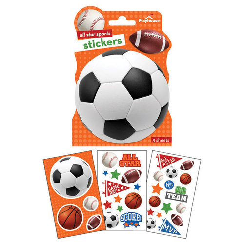 Paper House Productions - Sticker Packs - Sports