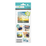 Paper House Productions - Snap Shots - Cardstock and Clear Stickers - Road Trip