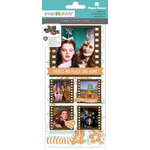 Paper House Productions - Wizard of Oz Collection - Snap Shots - Cardstock Stickers