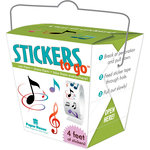 Paper House Productions - Stickers to Go - Music