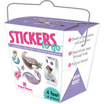 Paper House Productions - Stickers to Go - Mermaids