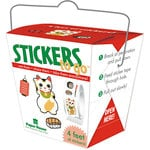 Paper House Productions - Stickers to Go - Lucky Cat