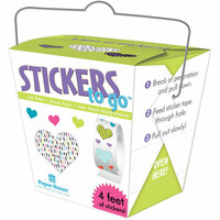 Paper House Productions - Stickers to Go - Hearts