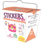 Paper House Productions - Stickers to Go - Cat Faces