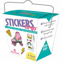 Paper House Productions - Stickers to Go - 90's Icons