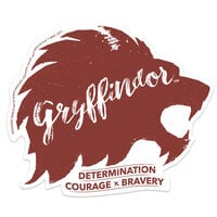 Paper House Productions - Harry Potter Collection - Stickers - Gryffindor