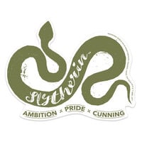 Paper House Productions - Harry Potter Collection - Stickers - Slytherin