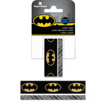 Paper House Productions - StickyPix - Washi Tape - Batman Logo with Foil Accents