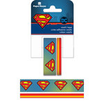 Paper House Productions - StickyPix - Washi Tape - Superman Logo with Foil Accents