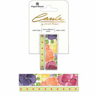 Paper House Productions - StickyPix - Washi Tape - Pansies