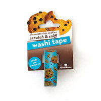 Paper House Productions - Washi Tape - Scratch and Sniff - Chocolate Chip Cookies