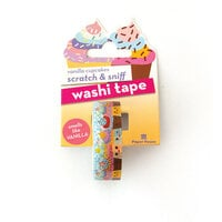 Paper House Productions - Washi Tape - Scratch and Sniff - Vanilla Cupcakes