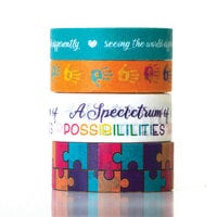 Paper House Productions - This Is Us Collection - Washi Tape - Autism