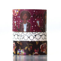 Paper House Productions - This Is Us Collection - Washi Tape - Girl Boss