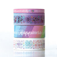 Paper House Productions - This Is Us Collection - Washi Tape - Self Care