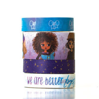 Paper House Productions - This Is Us Collection - Washi Tape - Sugary Gal