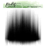 Picket Fence Studios - Clear Photopolymer Stamps - Aurora Borealis
