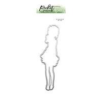 Picket Fence Studios - Dies - BFF Elise Girl