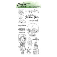 Picket Fence Studios - Christmas - Clear Photopolymer Stamps - The Season of Giving