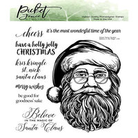 Picket Fence Studios - Clear Photopolymer Stamps - Believe in the Magic