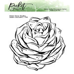 Picket Fence Studios - Clear Photopolymer Stamps - Desert Succulent