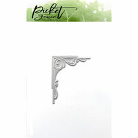 Picket Fence Studios - Dies - Fancy Corner Foil