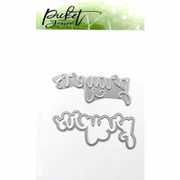 Picket Fence Studios - Dies - Prayers Foil