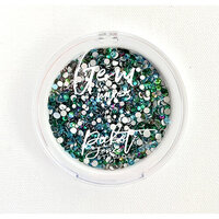 Picket Fence Studios - Gem Mix - Oceans of Green