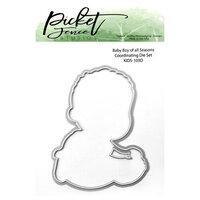 Picket Fence Studios - Dies - Baby Boy of All Seasons