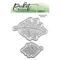 Picket Fence Studios - Dies - Oak Leaves