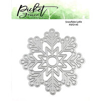 Picket Fence Studios - Dies - Snowflake Lydia