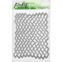 Picket Fence Studios - Dies - Netting Cover Plate